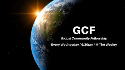 Global Community Fellowship (GCF)