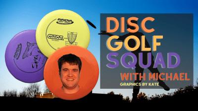 Disc Golf Squad!
